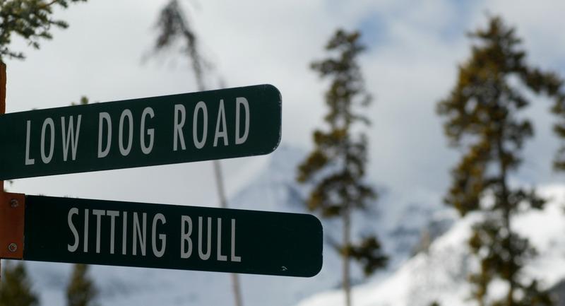 Sitting Bull Road